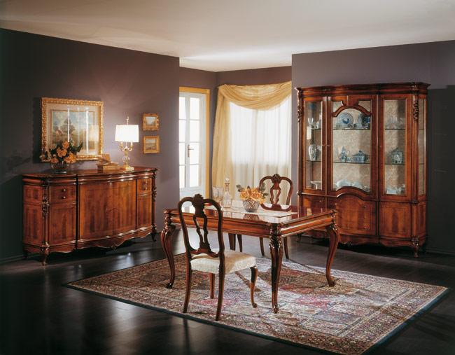 mobili per salone classici : Mobili classici per soggiorno